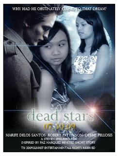 dead stars characters