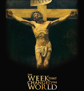 The week that changed the wolrd Goood firday Jesus on Cross black background hd(hq) wallpaper free download Christian photos and religious clip arts
