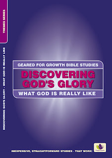 Discovering God's Glory and what god is really like book beautiful cover page spiritual Christian religious pic