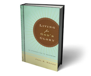 Living for God's glory famous book written by Joel r. Beeke cover page free Christian photo