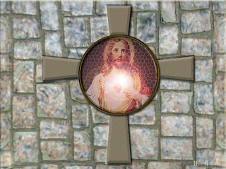 Jesus Christ in the Celtic Cross hd(hq) religious Christian wallpaper free download