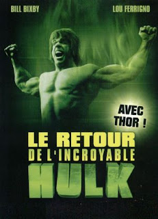 Assistir A Volta do Incrível Hulk - Dublado