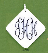 Engravable shell pendant $10 plus $5 for monogramming