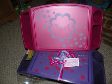 Personalized Children's Lap desk $16