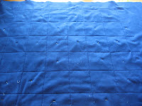 Frayed Seams Quilt - Quilting Tutorials and Fabric Creations - Quilting in the Rain