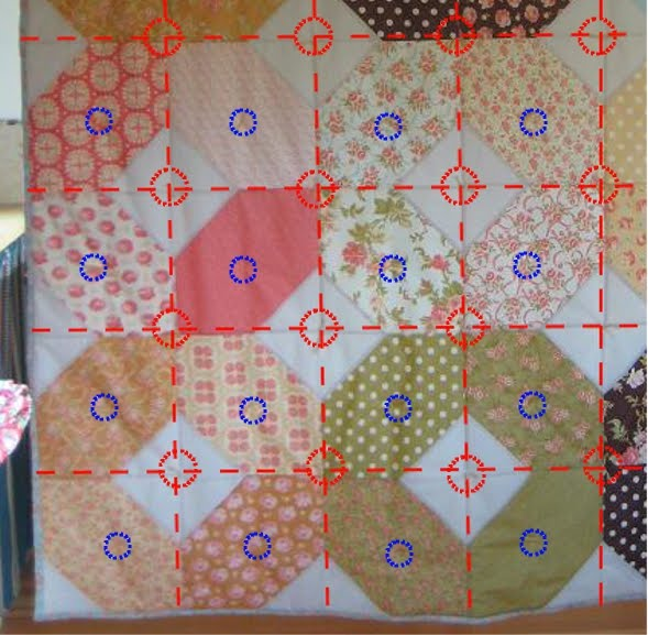 How to tie a quilt quilting in the rain
