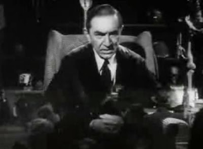 Bela Luggosi in Glen or Glenda?