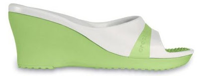 5e737fdf8 Then Crocs came up with this wedged heel Sassari sandal. I remember  thinking
