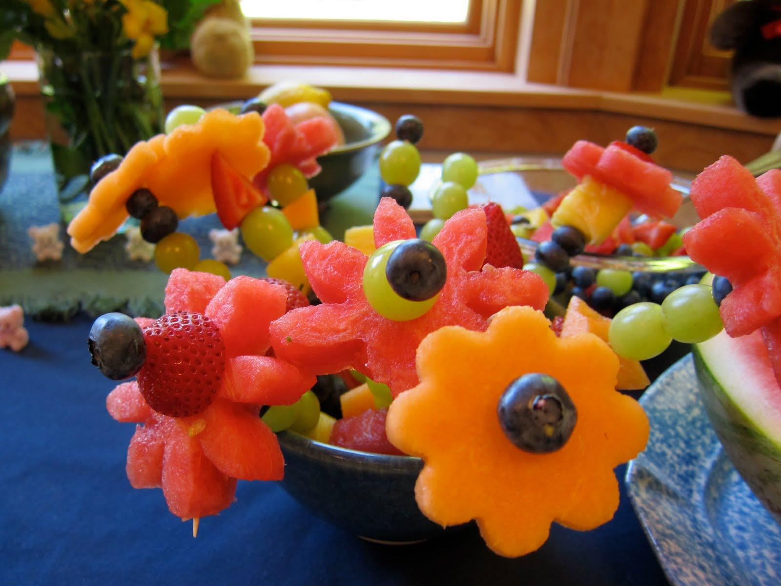 Faux treats for baby make it juicy add a little fresh fruit