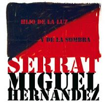 Disco de Serrat dedícado a Miguel Hernández