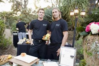 quail+gardens+gala catering san diego wedding catering
