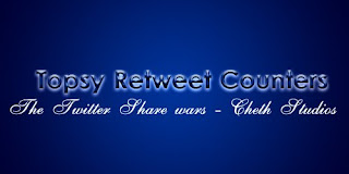 Trick SEO Twitter Share Wars: Topsy Retweet Counters