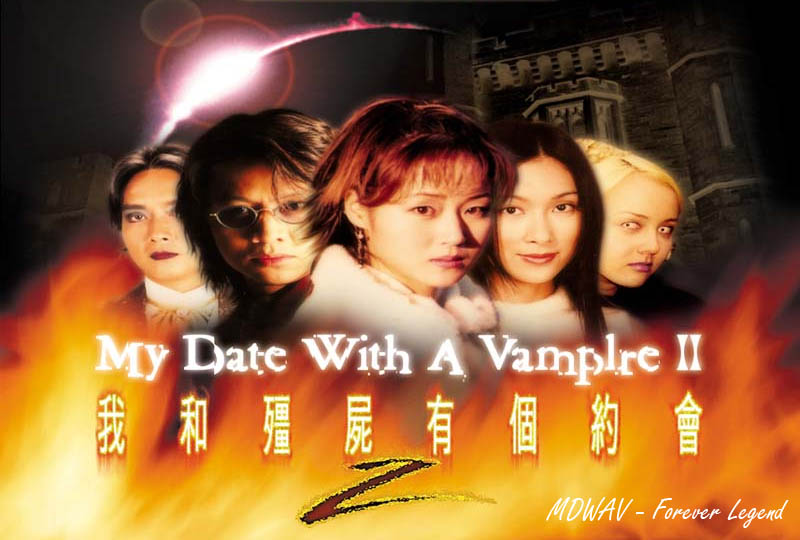 Khử Tà Diệt Ma I II – My Date with a Vampire I & II – Full 78/78 Tập – FFVN Lồng tiếng