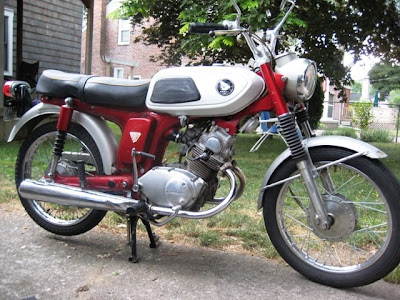 any cl 125 or cb 125 expert in the crowd? (non cb750 related)Honda Cl Ss125a Electrical Wiring Diagram #19