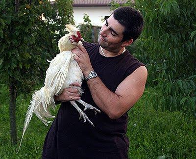 Io e Pippo, ancora. Foto di Roberta Maieli.
