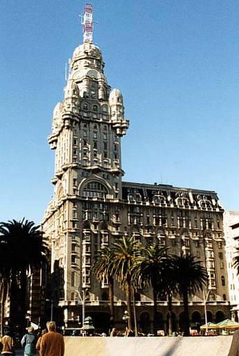 Edificio Palacio Salvo