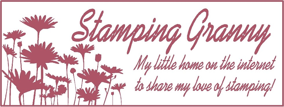 Stamping Granny