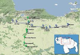 Ubicacion Geografica de la Poblacion de San Mateo