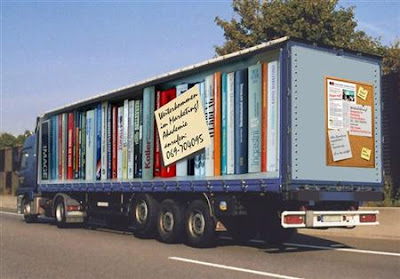 Camión libros
