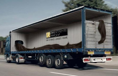 Camión Pantene Pro-v