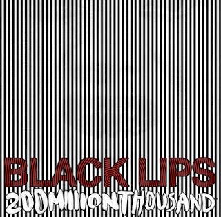 ilusión óptica black lips