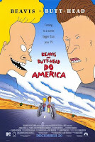 Beavis Butthead recorren America