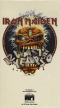 Portada Iron Maiden 12 wasted years
