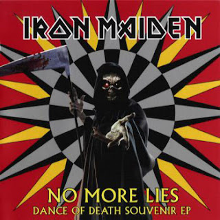 Portada Iron Maiden no more lies