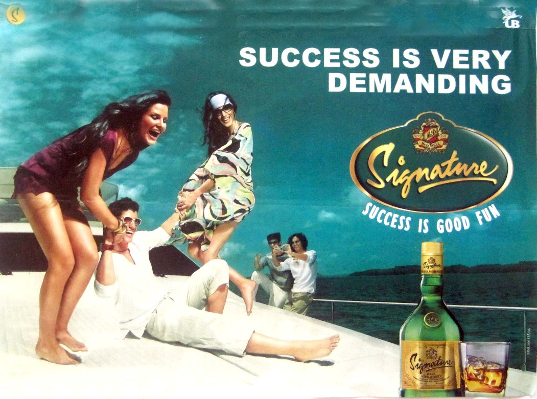 alcohol advertising essay
