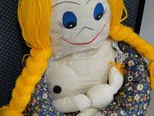 Boneca JULIANA se preparando para Amamentar