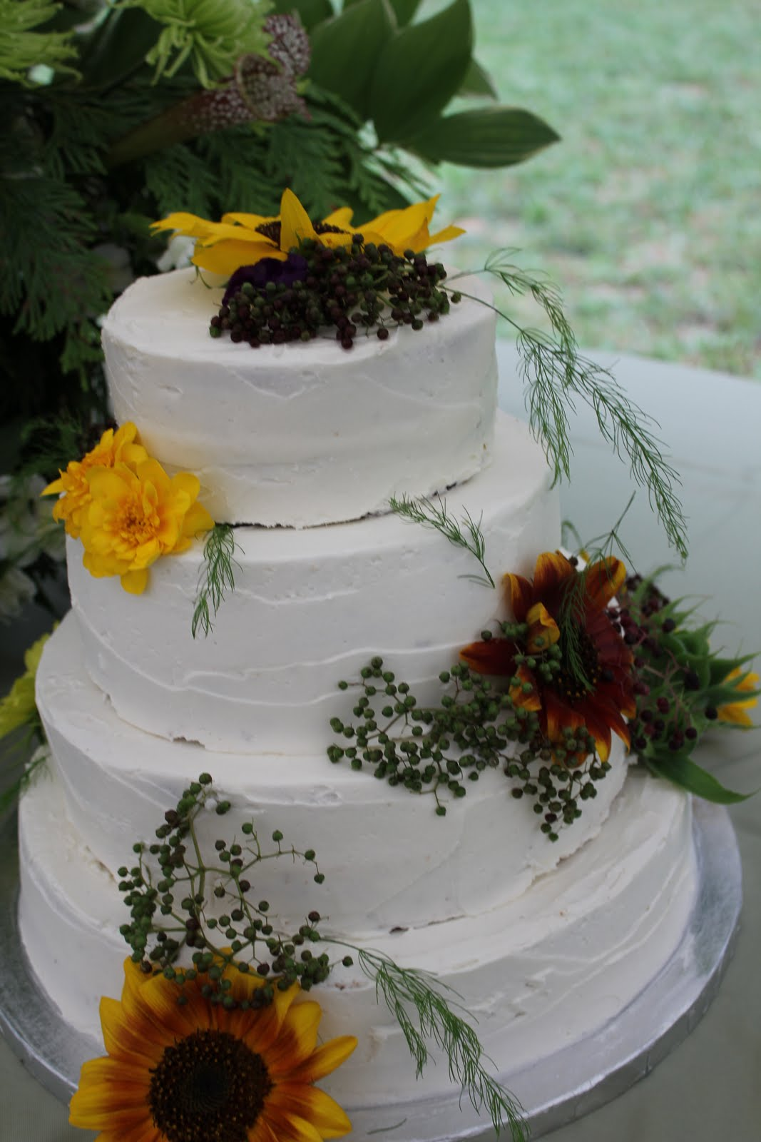 Wedding Cakes Greenville Nc