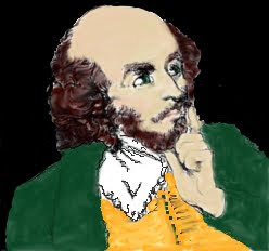"What's On Your Mind, ""Shakespeare""? Click here to say it!"