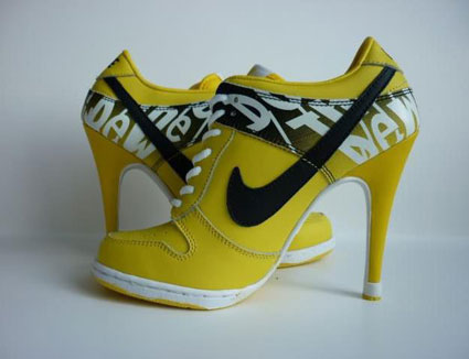 Nike High Top Shoes For Kids