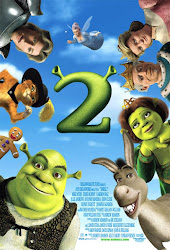 Shrek 2 - animation