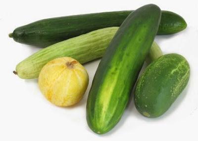 Cucumnbers Benefits