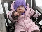 Mi nydelige lille jente:)