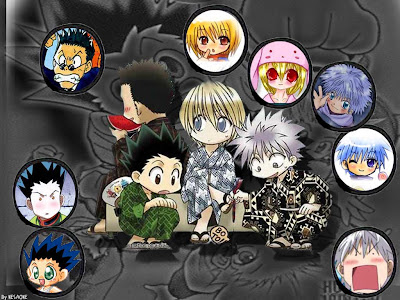 hunter x hunter wallpaper. Our hunter x hunter wallpaper