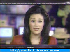 Liz Cho is another hot asian news anchor