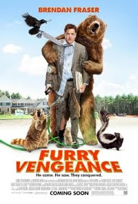 Furry Vengeance le film