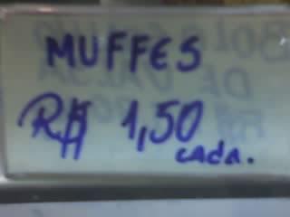 muffins viram muffes