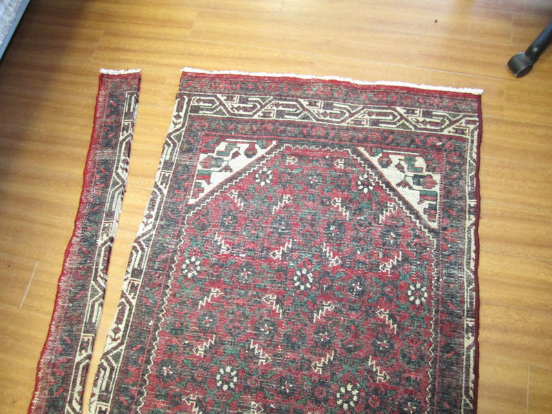 Great One Of The Mind Boggling Concepts In The Rug Business Is Cutting Oriental  Handmade Rugs. Although Cutting A Handmade Rug Can Be Crucial, ...