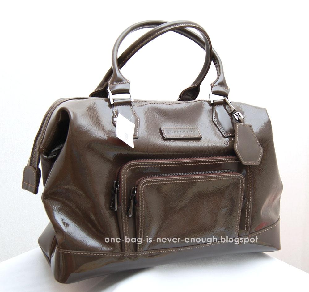 78f62c1c4ebc Longchamp Legende Medium Patent Leather Tote. Colour  Taupe. Perhaps