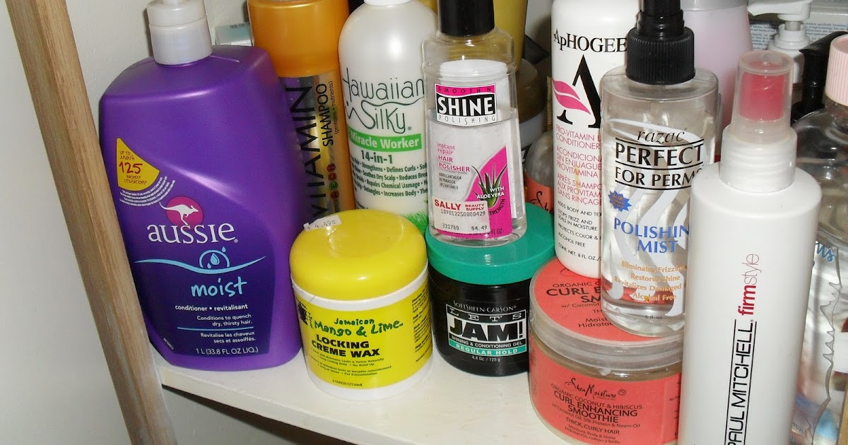 Natural Styling Products For Hair