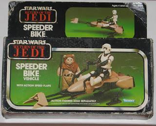 favorite child hood toy? Speeder+box