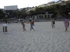 Futebol em Sydney - Austrália/Brasileiros X Franceses