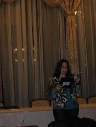 La serile de poezie Sinapsa, Sala Oglinzilor, Uniunea Scriitorilor, decembrie 2010