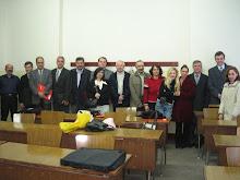 Conferinta Nationala a Societatii de Probabilitati si Statistica din Romania, 2006