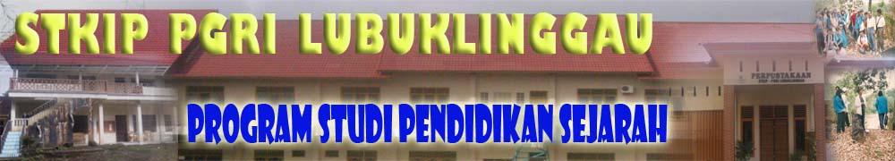 Program Studi Pendidikan Sejarah STKIP PGRI Lubuklinggau