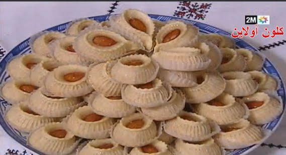 حلويات للعيد متنوعة من المطبخ المغربي بالصــــور خطـــوة بخـــــــطوة روعة %D8%B1%D9%82%D9%856.