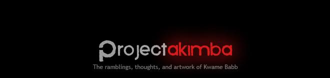 Kwame Babb - ProjectAkimba